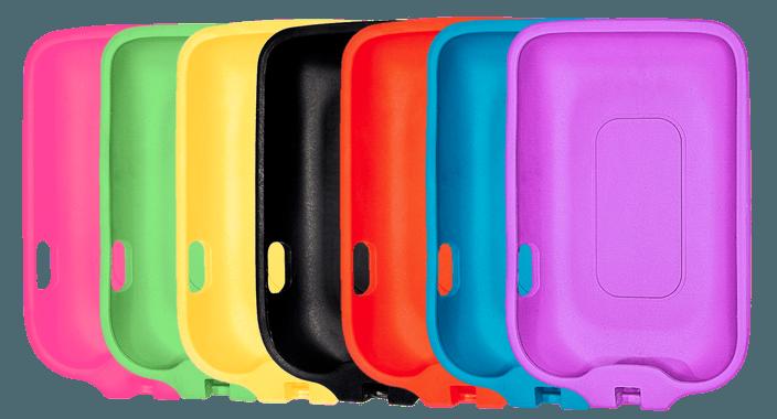 Libre-Cover in 5 Farben