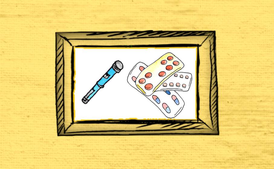 Pen oder Pille