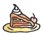 Tortenstück