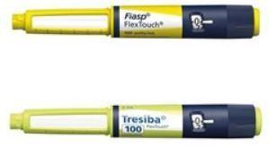Vergleich FIASP TRESIBA