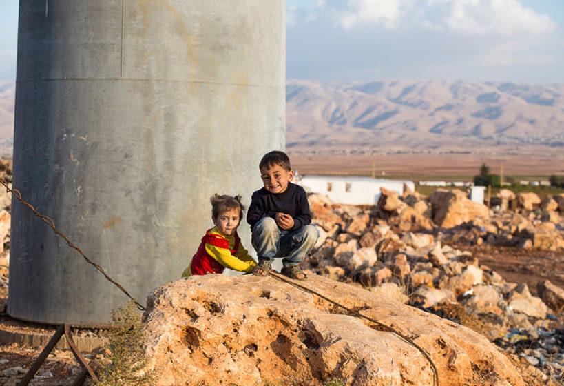 Füchltingskinder Beirut
