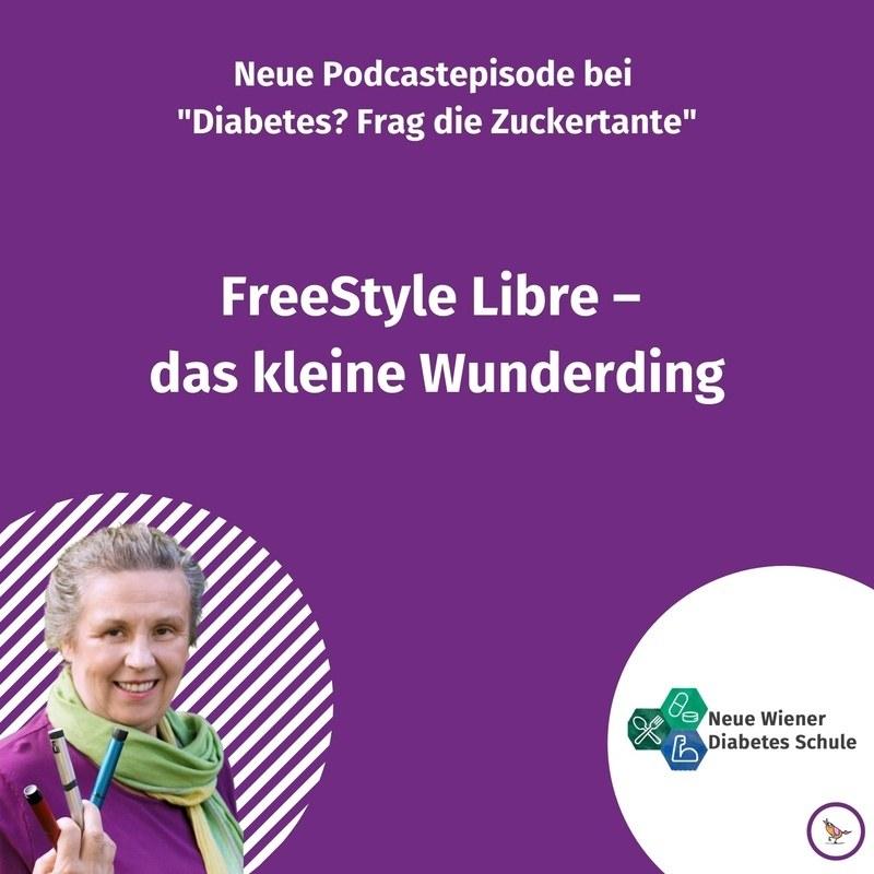 Zuckertante Podcast Cover Libre