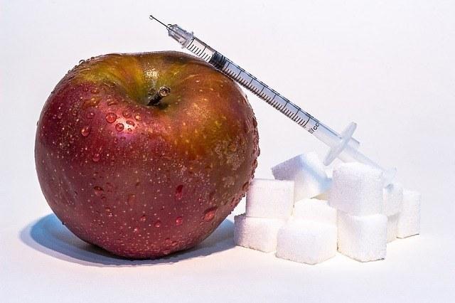 Insulinspritze U 100